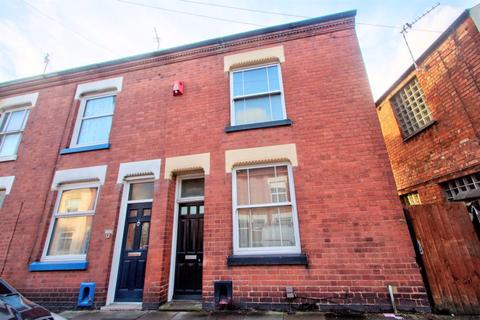 3 bedroom terraced house to rent - St Leonards Road, Leicester, LE2 3BZ