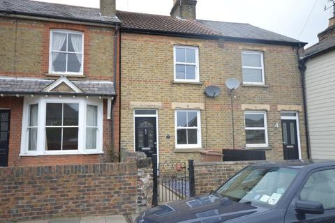 2 bedroom terraced house to rent - Vicarage Road, Chelmsford, CM2