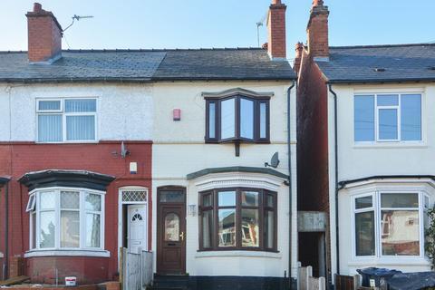 2 bedroom terraced house for sale - Westbury Road, Edgbaston , Birmingham, B17
