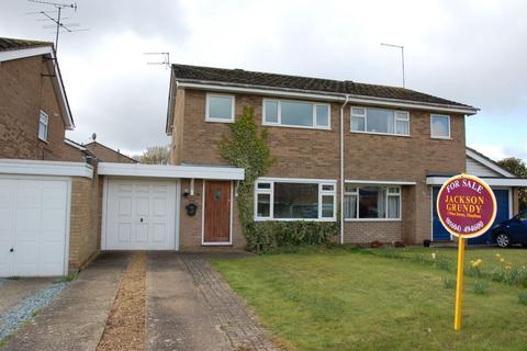 3 bedroom semi-detached house for sale - Poplar Court, Boothville, Northampton NN3 6SE