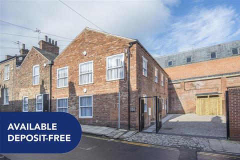2 bedroom flat to rent - Buckingham Street, York, YO1 6DW