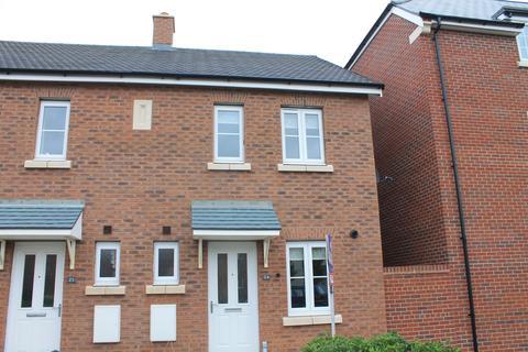 2 bedroom semi-detached house to rent - HATHERLEY/BADGEWORTH, GL51