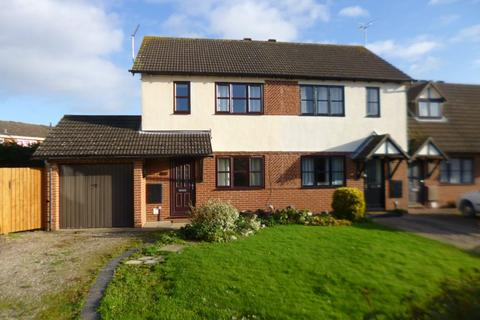 2 bedroom semi-detached house to rent - 42 THE LARCHES  NEWPORT  TF10 7SH