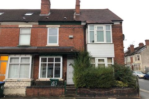 3 bedroom terraced house to rent - Bramble Street, Stoke CV1 2HU