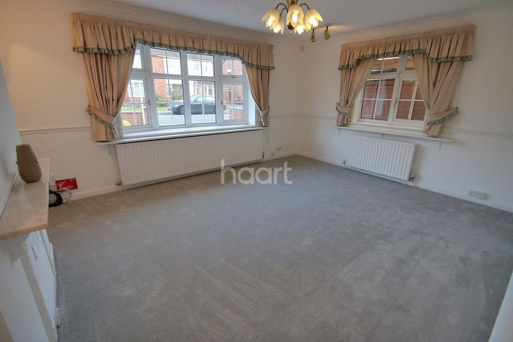 3 Bedrooms Semi Detached House for sale in Attfield Drive, Whetstone, Leicester