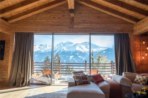 4 bedroom house  - Chalet Pathiers, Verbier, Valais, Switzerland