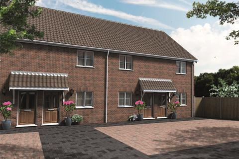 3 bedroom terraced house for sale - Plot 21, Newstead Gardens, Yarmouth Road, Blofield, Norwich, NR13