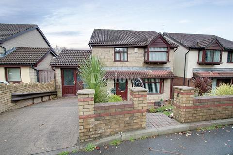 4 bedroom detached house for sale - Castle Rise, Rumney, Cardiff