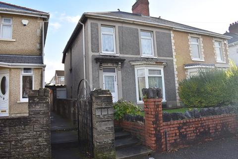 3 bedroom semi-detached house for sale - Jersey road, Bonymaen, Swansea, City And County of Swansea. SA1 7DN