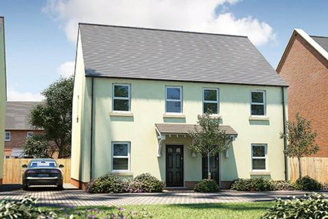 2 bedroom semi-detached house for sale - Seabrook Orchards, Off Topsham Road, Exeter, EX2