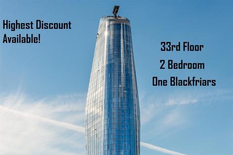 2 bedroom apartment for sale - One Blackfriars, 1-16 Blackfriars Road, Southwark, London, SE1