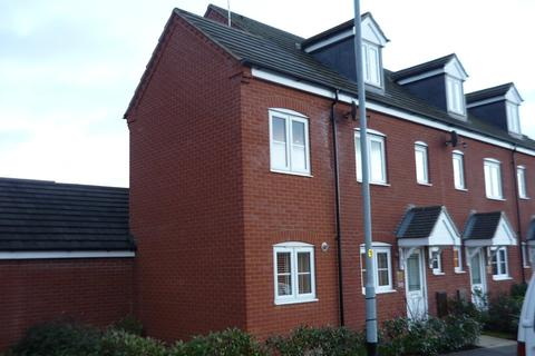 3 bedroom end of terrace house to rent - Kent Road, Northampton