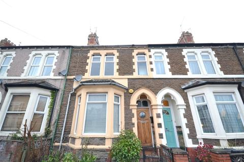 3 bedroom terraced house for sale - Habershon Street, Splott, Cardiff, CF24