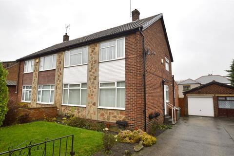 3 bedroom semi-detached house for sale - Meadow Park Drive, Stanningley, Pudsey, West Yorkshire