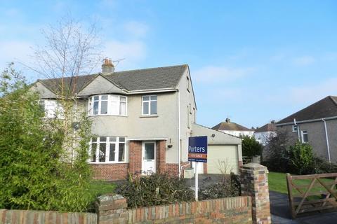 3 bedroom semi-detached house for sale - Moorlands Road Bridgend CF31 3DR