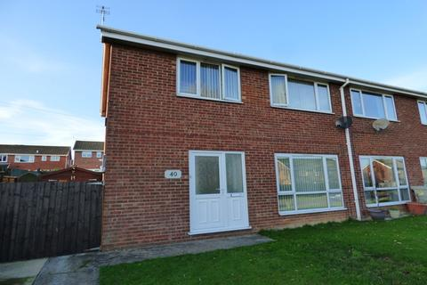3 bedroom end of terrace house for sale - Arundel Drive, Louth, LN11