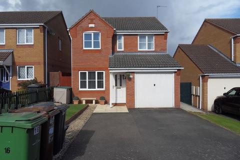 3 Bedroom Detached House To Rent   Wentin Close, Corby