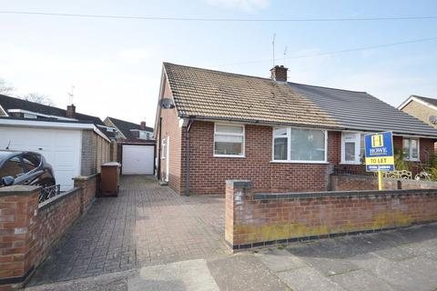 2 bedroom semi-detached bungalow to rent - Duckworth Road, Corby