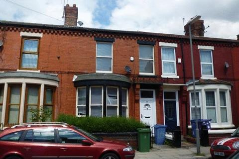 6 bedroom house to rent - 6 bedroom student property in Rossett Avenue, L18 Available July 2019