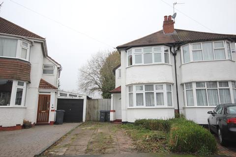 3 bedroom semi-detached house to rent - Barton Croft, Hall Green, B28