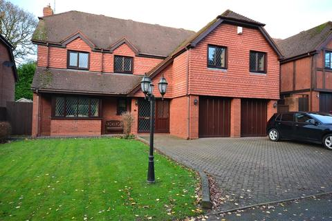 5 Bedroom Detached House For Sale Icknield Street Church Hill North Redditch