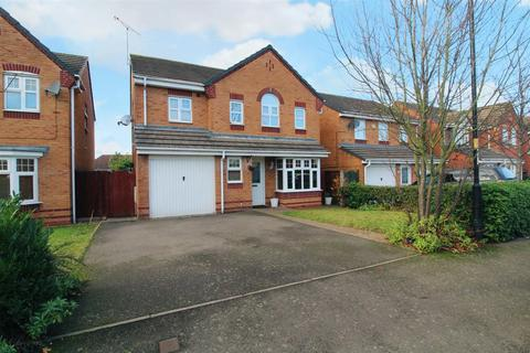 4 bedroom detached house for sale - Bardley Drive, Coventry