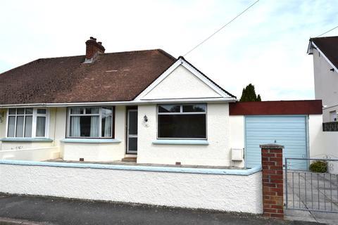 2 bedroom semi-detached bungalow to rent - Chestwood Avenue, Sticklepath, Barnstaple