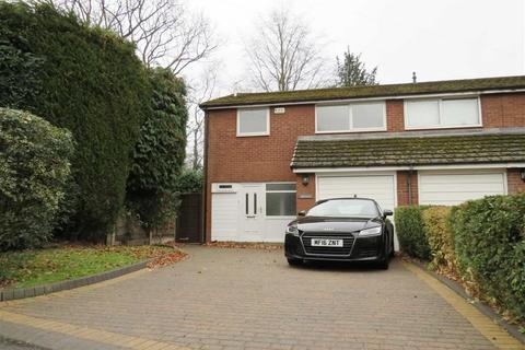 4 bedroom semi-detached house to rent - Mount Pleasant, WILMSLOW