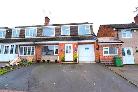 5 bedroom semi-detached house for sale - Packer Avenue, Leicester Forest East