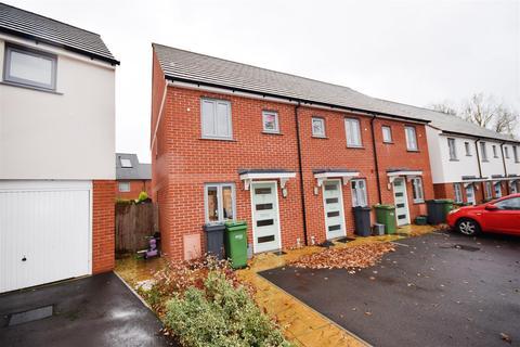 2 bedroom end of terrace house for sale - Graces Field, Stroud