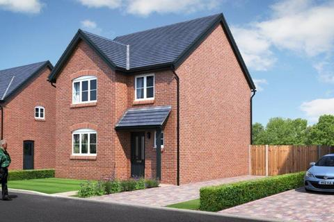 4 bedroom detached house for sale - Plot 16, Hopton Park, Nesscliffe, Shrewsbury