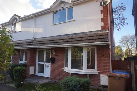 2 bedroom semi-detached house to rent - Stratton Road, Swinton, Manchester