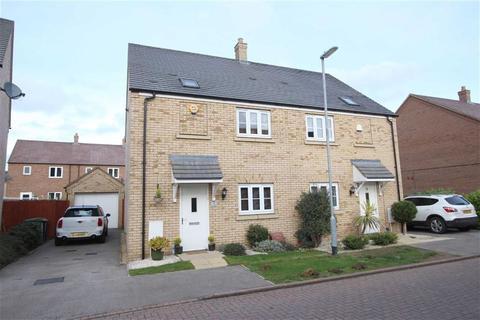 3 bedroom semi-detached house for sale - Linnet Way, Leighton Buzzard