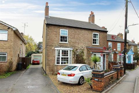 3 bedroom link detached house for sale - Woburn Road, Heath And Reach