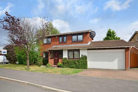 3 bedroom detached house for sale - Wyvern Gardens, Sheffield
