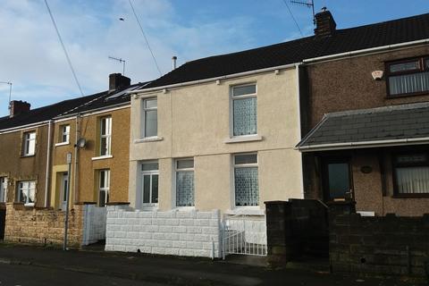 3 bedroom terraced house for sale - Dinas Street, Plasmarl, Swansea, SA6