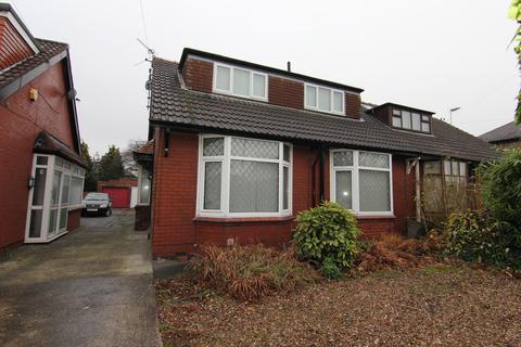 3 bedroom semi-detached bungalow for sale - Kershaw Lane, Audenshaw