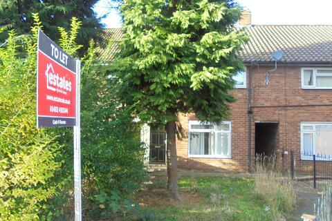 3 bedroom terraced house to rent - Brent Avenue , Longhill, Hull HU8