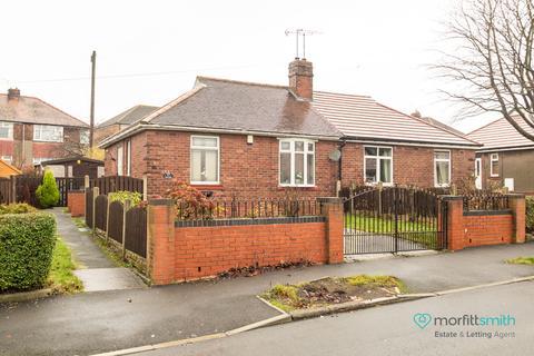 1 bedroom semi-detached bungalow for sale - Ridgeway Drive, Gleadless, Sheffield, S12 2TE - No Chain