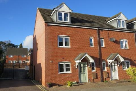 3 bedroom end of terrace house for sale - Jack English Close, Northampton, NN5