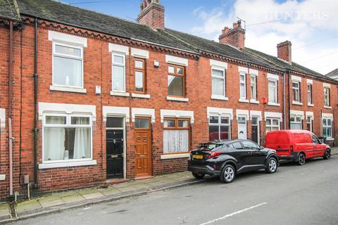 3 bedroom terraced house for sale - Broomhill Street, Stoke-on-Trent, ST6 5JD