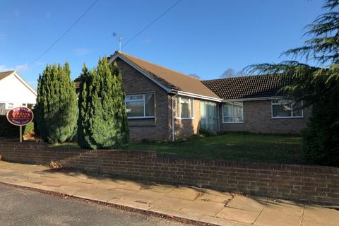 2 bedroom detached bungalow for sale - Rushmere Road, Rushmere, Northampton NN1 5RZ