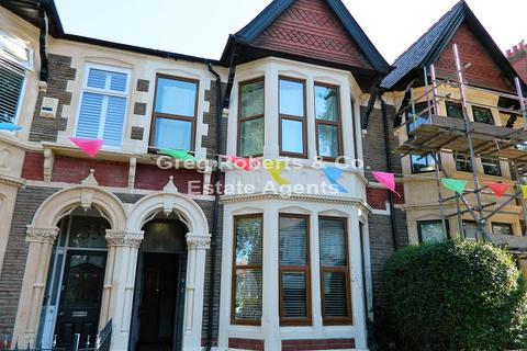 2 bedroom flat for sale - Ground Floor Flat , Kimberley Road, Penylan, Cardiff. CF23 5DJ