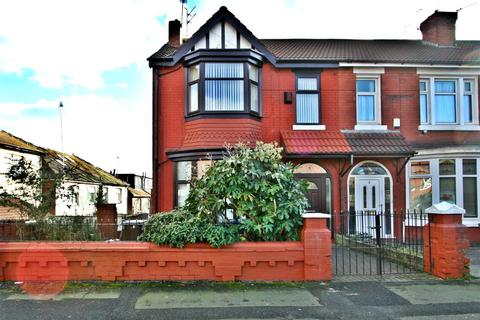 3 bedroom end of terrace house for sale - Circular Road, Prestwich