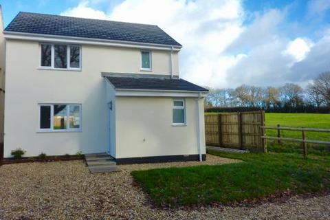 3 bedroom detached house for sale - CULMSTOCK - BRAND NEW DETACHED HOUSE
