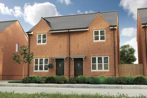 2 bedroom semi-detached house for sale - Hereford Point, Holmer, Hereford
