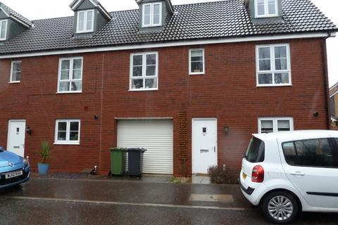 4 bedroom terraced house to rent - The Rydons