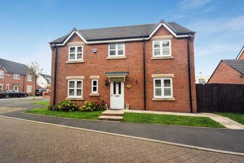 4 bedroom detached house for sale - Blyton Lane, Salford, M7