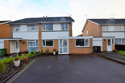 3 bedroom semi-detached house for sale - Ullenhall Road, Knowle, Solihull, B93 9JD