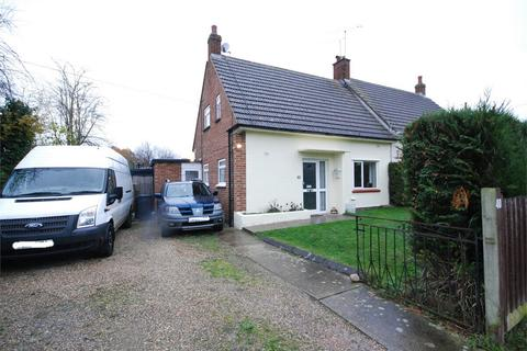 2 bedroom chalet for sale - Vicarage Avenue, White Notley, Witham, Essex